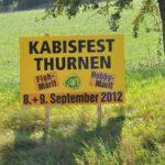 Kabisfest Thurnen 8.+9. September 2012 mit Flohmarkt und Hobbymarkt